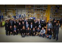 OXE distributors at UFAB