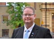 Koalition för Linköping: Daniel Andersson (L)