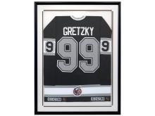 Memorabilia Sportlegender 5/6, Nr: 6, MATCHTRÖJA, Wayne Gretzky, nr 99, NHL, L.A. Kings