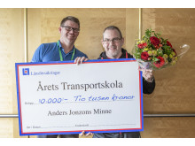 Årets Transportskola 2018