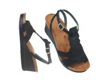 Sandalett med magnetsula