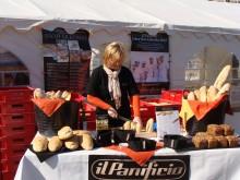 Il Panificio deltar på Kör Eko's marknad i Malmö