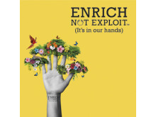 Enrich, Not Exploit
