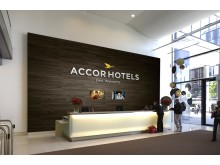 AccorHotels reception