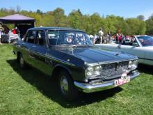 Svensk nypremiär för 50-årig Toyota Crown