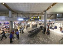 Handletraller ved Oslo Lufthavn