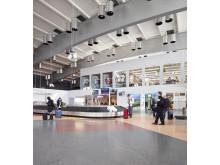 Bagagehall Terminal 2, Stockholm Arlanda Airport