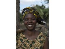 Thabu Chidimba - småjordbrukare i Malawi
