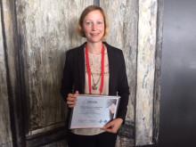 Johanna Dahlqvist, MD, PhD, Institutionen för medicinsk biokemi och mikrobiologi vid Uppsala universitet