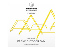 Kebne, Archiproducts Design Award Winner 2017