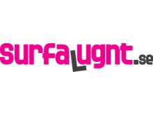 Surfa Lugnt logotyp