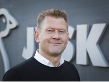 Erik Nielsen, distriktschef for JYSKs butikker i Nordsjælland