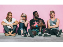 Bloc Party til NorthSide 2016