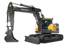 New launch - Volvo ECR355E_press