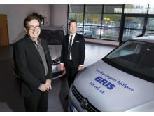 Volkswagen och BRIS i samarbete