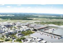 Utveckling Stockholm Arlanda Airport
