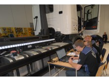 Scania-teknikere dyster på paratviden, fejlfinding og reparation