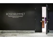 Bilder från Rosenrummet