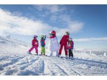 Valles ski school