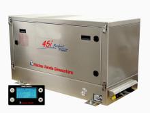Hi-res image - Fischer Panda - Fischer Panda's iSeries genset, the Panda 45i marine generator