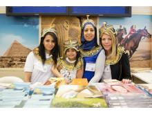 Egyptens monter på TUR