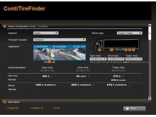 Continental TireFinder