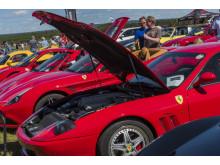 Minst 500 bilar räknar Göran Svensson på Driver Academy att första upplagan av STCC Anderstorp Sportbilsfestival ska locka 2-3 september.  Foto: Peter Gunnars/Driver Academy