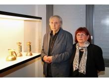 GRASSI Museum für Angewandte Kunst - Ehepaar Findeisen vor ihrer Schenkung