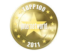 Internetworld topp 100, 2011