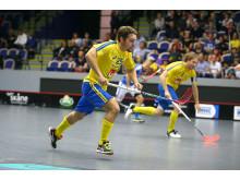 Jonas Svahn, svenska herrlandslaget i innebandy