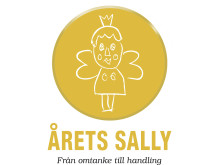 Årets Sally logo