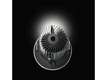Fox Design presenterar Nero Accent downlightserie med LED. Bild 2.