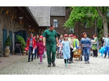 Rundgang Kinderbauernhof