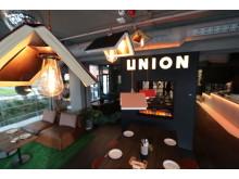 Union864 interiør