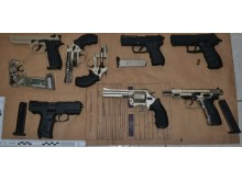 Drugs lab sentencing -  Firearms