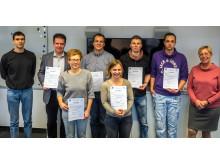 11. Fortbildungslehrgang zum IT-Sicherheitsbeauftragten im Trainingszentrum der TH Wildau erfolgreich abgeschlossen