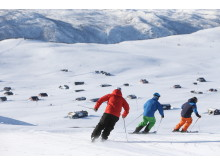 Skikjøring i Havsdalen