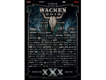 WACKEN 2019_Poster