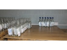 HMRC dismantle fake vodka bottling plant in Aintree, Liverpool