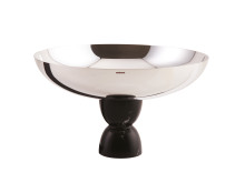 SBT_Madame_Cup_with_foot_26cm_Stainless_Steel_Black_Marble_Resin