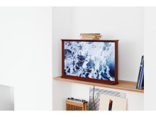 Samsung Serif TV, red