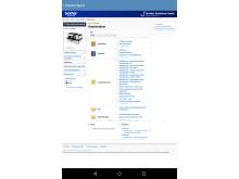 Brother Solutions Centerin käyttöohjeet-osio sisältää mm. käyttöoppaan ja pika-asennusoppaan.