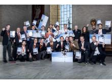 Stockholms stads Innovationsstipendium: Vinnarna 2015