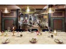 Restaurang NENI 25hours Hotel Terminus Nord Paris