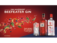 BEEFEATER - THE SPIRIT OF LONDON