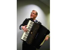Jörgen Sundeqvist, accordeon