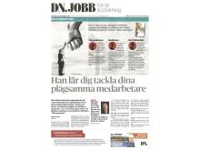 """Om boken """"Jäkla Människa i DN 2012-11-08"""