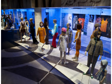 1960-talets mode, Utställningen Modemakt, Foto: Mats Landin, Nordiska museet
