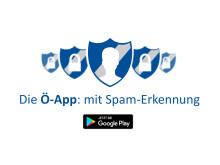 Die Ö-App warnt Nutzer vor unerwünschten Spamanrufen