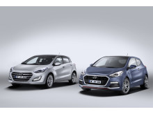 Nye Hyundai i30 og i30 Turbo